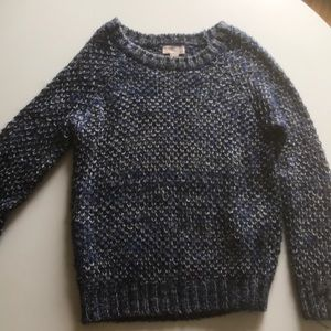 US small knitted sweater
